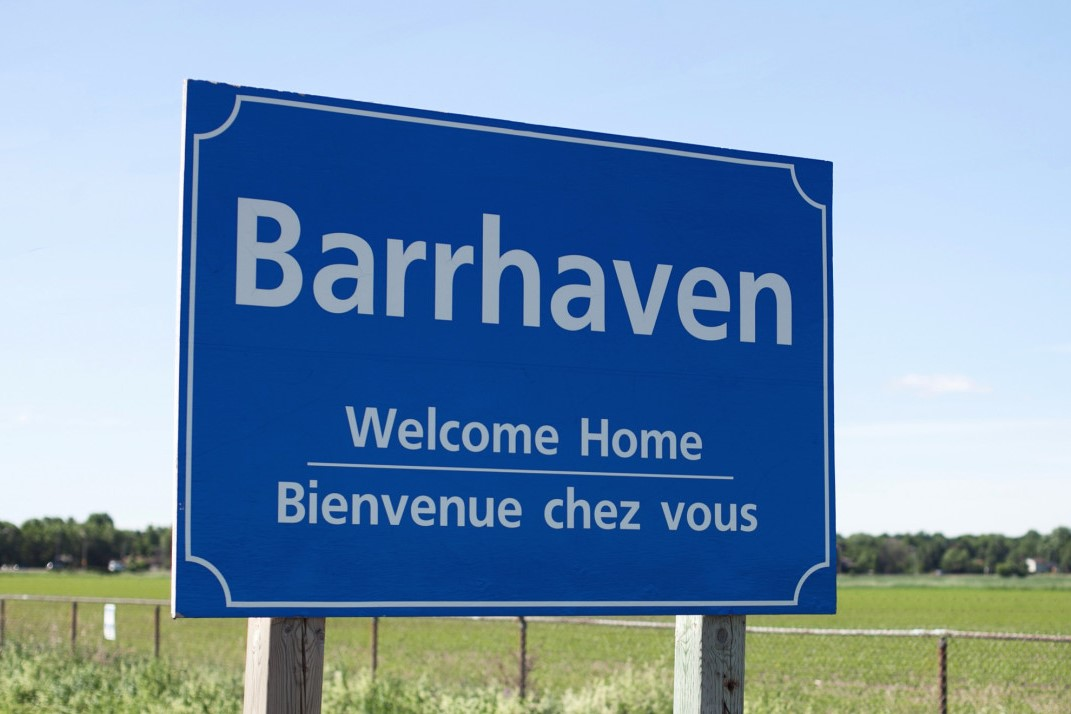 Welcome to Barrhaven