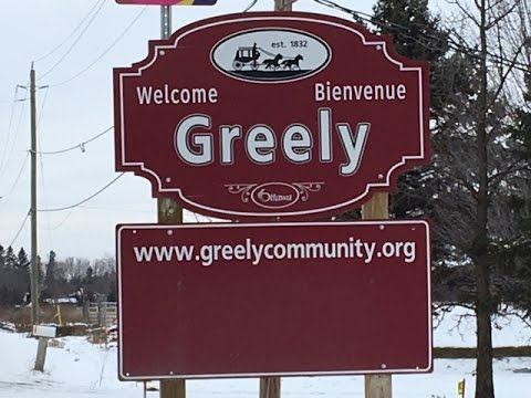 Welcome to Greely